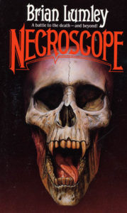 Cover of Brian Lumley's novel Necroscope.